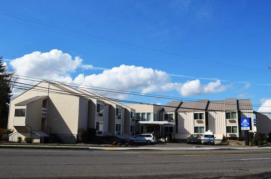 Americas Best Value Inn & Suites - Portland Airport