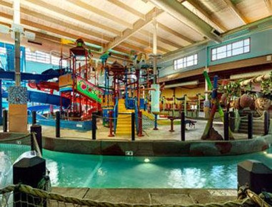 Coco Key Water Resort Omaha >> CoCo Key Birthday Parties - Picture of Ramada Plaza Omaha Hotel & Convention Center, Omaha ...