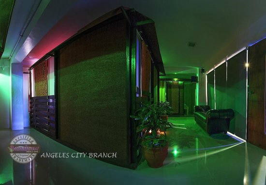 Massage Rooms - Picture of Banahaw Heals Spa, Angeles City