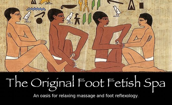 Foot fetish discussions