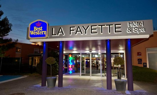 Photo of BEST WESTERN Lafayette Hotel & Spa Epinal