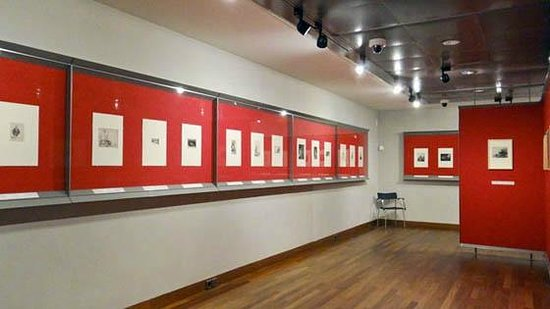 Museum Het Rembrandthuis (Rembrandt House): etching collection