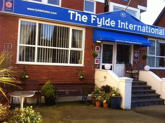 Photo of The Fylde International Backpackers Blackpool
