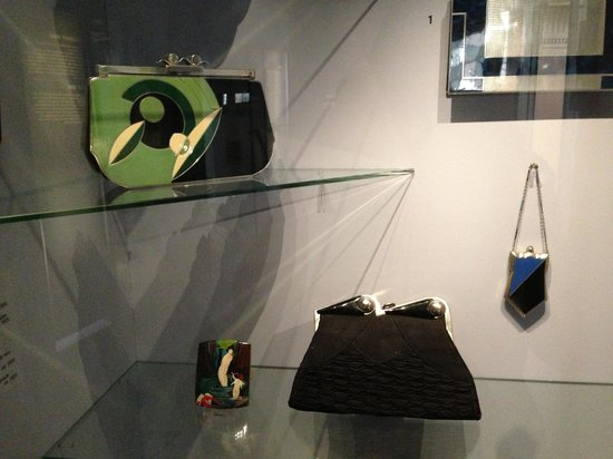 Museum of Bags and Purses: Selection of bags