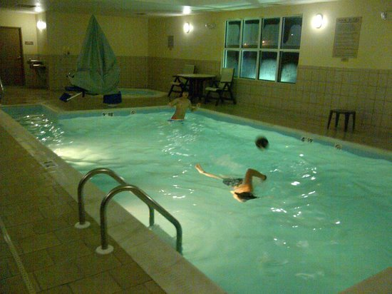 Country Inn & Suites By Carlson, Princeton: Pool