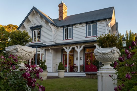 Beaufort House Akaroa