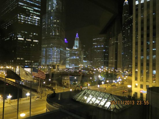 View from top floors picture of renaissance chicago for Best hotel location in chicago