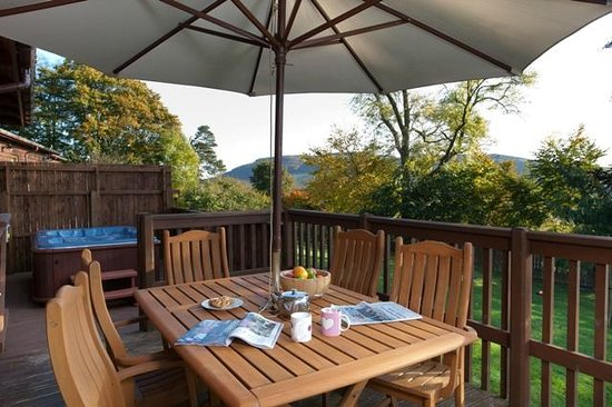 Balmeadowside Country Lodges