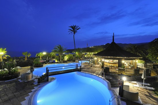 Pool picture of hotel jardin tecina playa de santiago for Aparthotel d or jardin de playa