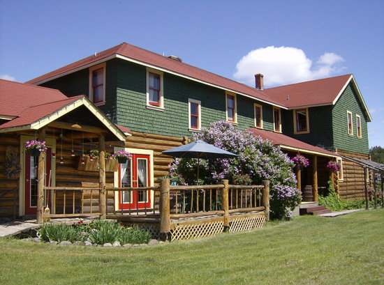 ‪Chilcotin Lodge‬
