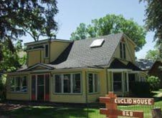 Euclid House Bed and Breakfast