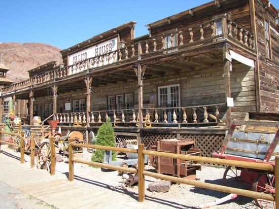 Calico old western ghost town picture of american for Haunted hotels in los angeles ca