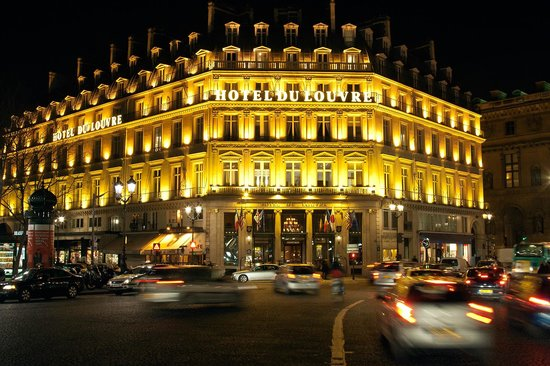 Perhaps One Of The Most Beautiful Hotels In Paris