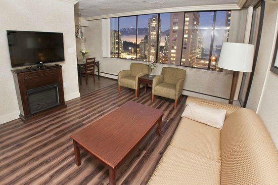 Photo of Riviera On Robson Suites Hotel Downtown Vancouver