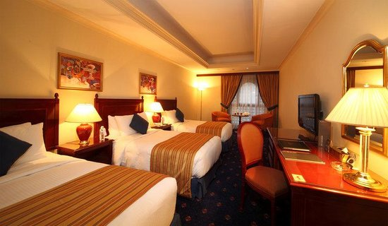 InterContinental Madinah-Dar Al Iman: Superior Room