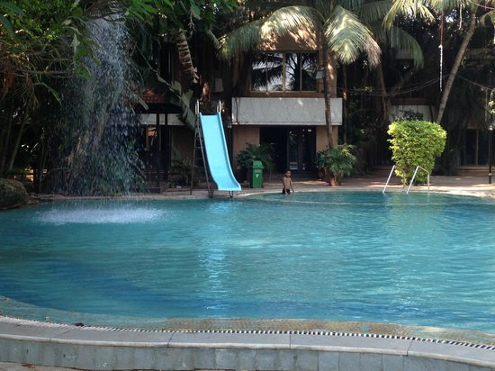 Pool area picture of treasure island resorts lonavala - Hotel with private swimming pool in lonavala ...