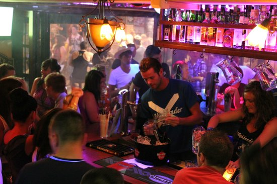 The Highlander Scottish Bar Ibiza