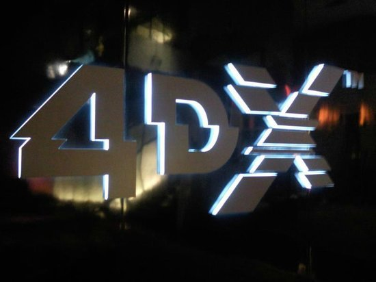 Ais 4dx Theater Picture Of Ais 4dx Theater Bangkok