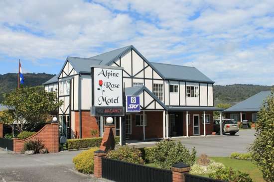 Photo of The Alpine Rose Motel Greymouth