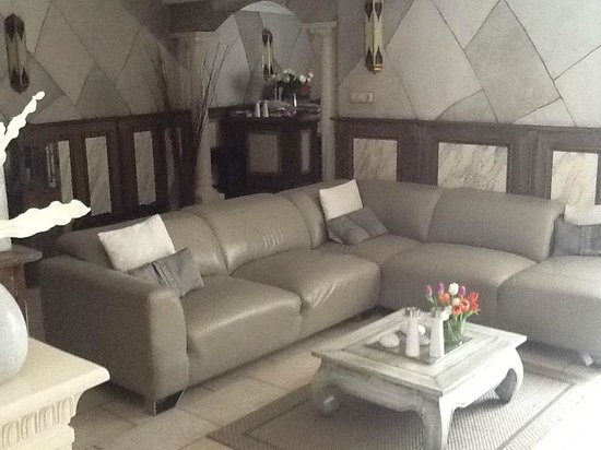 Pension Onassis: Common Living Room