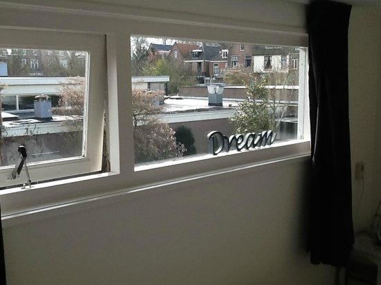 Pension Onassis: A View From A Bedroom