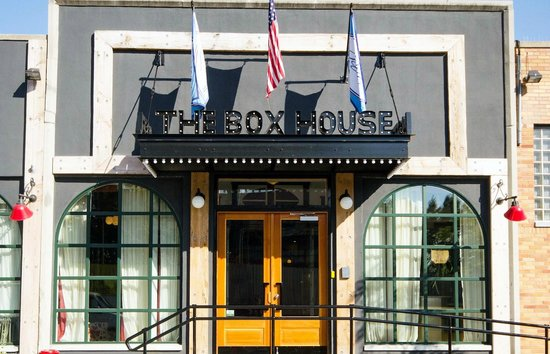 The Box House Hotel