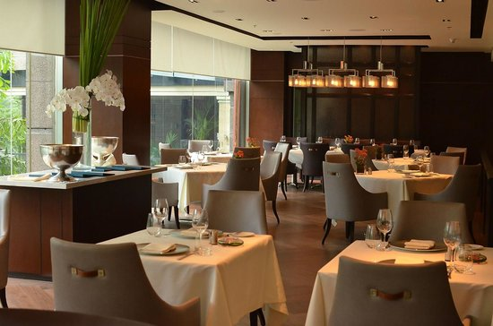 Sage Dining Area Picture Of Sage Bespoke Grill Makati