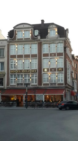 Photo of Hotel Belfort Kortrijk