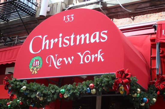 Little italy new york city discover 0 hotels and 68 for Christmas trips to new york