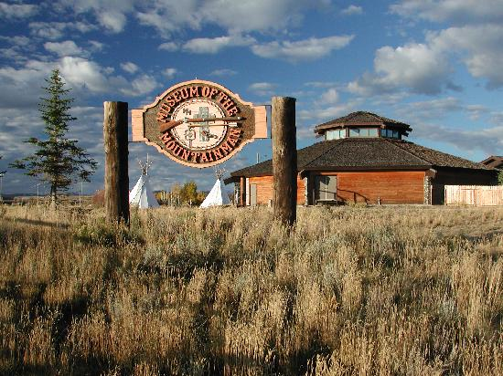 Museum of the Mountain Man, Pinedale, Wyoming