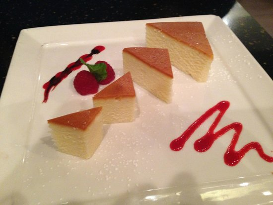 Japanese Style Cheesecake Picture Of Kiwami Los Angeles