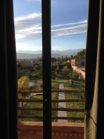 The Capaldi: View from bed