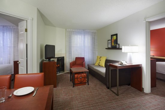 Residence Inn San Antonio Downtown Market Square Two Bedroom Suite