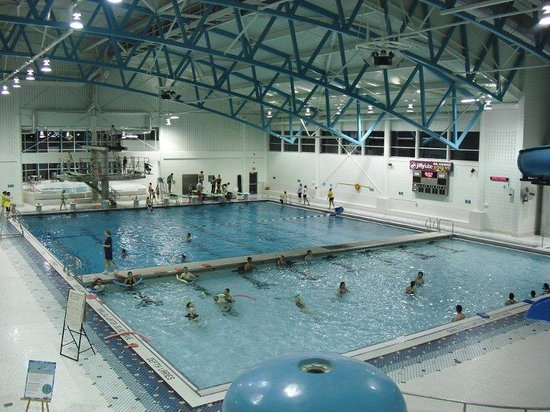 301 moved permanently for Waterloo rec centre swimming pool