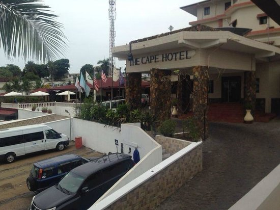 Photo of The Cape Hotel Monrovia