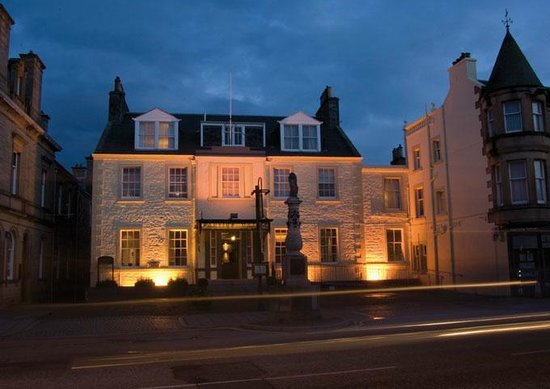 ‪Tontine Hotel Peebles Scottish Borders‬