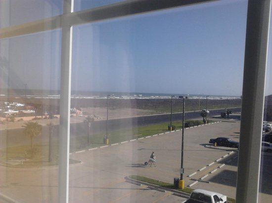 Hawthorn Suites by Wyndham Corpus Christi: view from room window