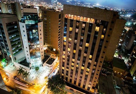 hotel jw marriot caracas:
