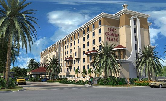 Crowne Plaza Orlando-Lake Buena Vista