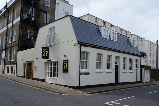 27 Of Southsea Picture Of Restaurant 27 Portsmouth