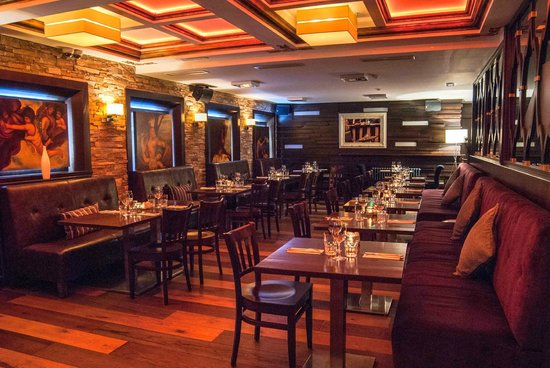 10 restaurants near auburn lodge hotel leisure centre for The dining room ennis