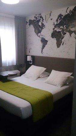 Park and Suites Elegance Le Bourget