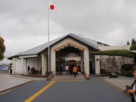 Chiran Peace Museum - Picture of Chiran Peace Museum for Kamikaze Pilots, Min...