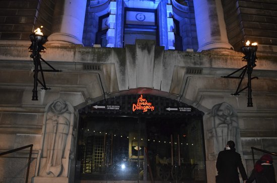 Hotels Near London Dungeons