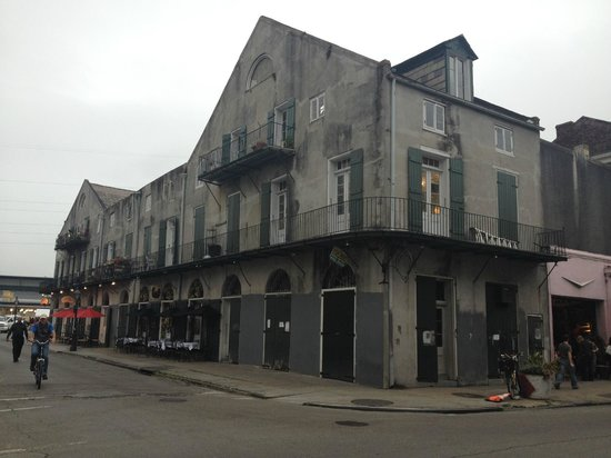 French Quarter Architecture Is Enchanting Picture Of Mardi Gras Insider Tou