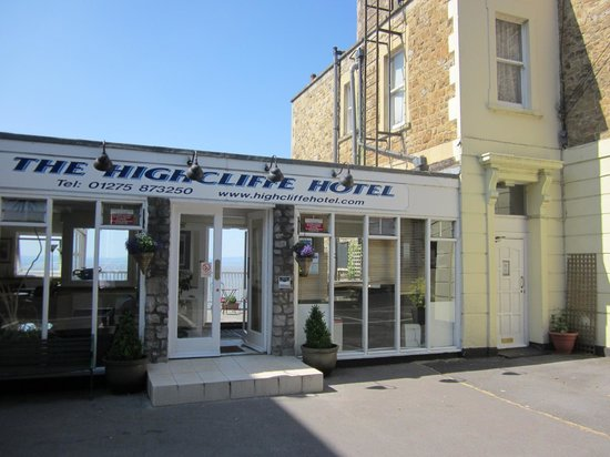 Photo of The Highcliffe Hotel Clevedon
