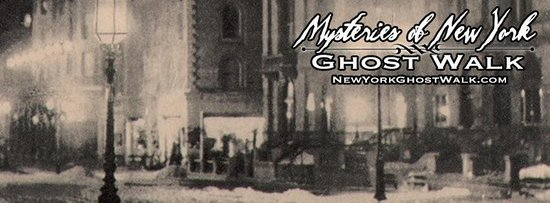 Mysteries of New York Ghost Walk