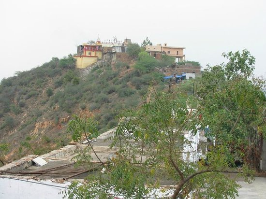 Dausa, India: Teen Pahad Temples (3 Hill Temples)