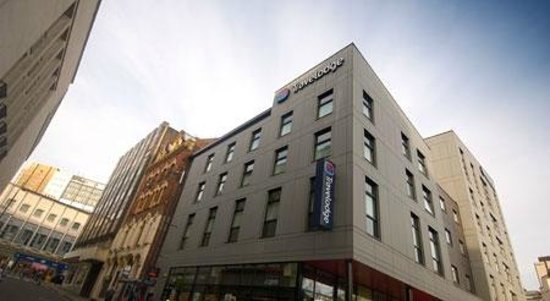 Travelodge Birmingham Central Moor Street