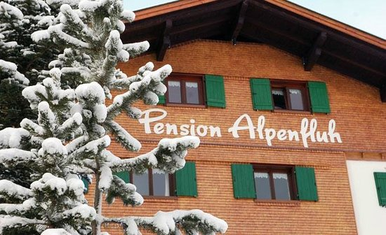 Pension Alpenfluh